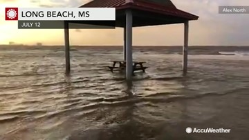 Mississippi governor Phil Bryant explains devastating impacts of Hurricane Barry