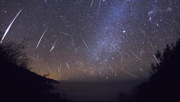 Why the Geminid Meteor Shower Will Be One of 2018's Best
