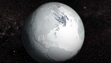Here's How Life Survived a Frozen Earth