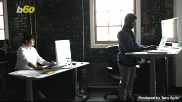 Study Finds Standing Desks Aren't All They're Cracked Up to Be
