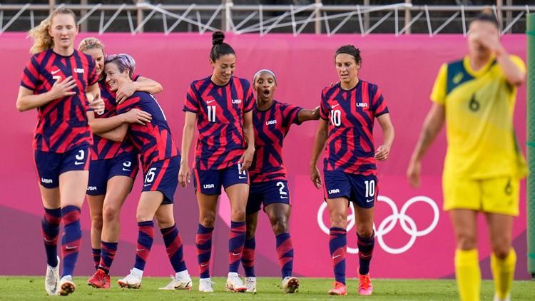 US vs. Australia: Who won the bronze medal in women's soccer?