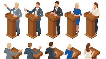 Democratic debate has 20 spots. 24 candidates are running