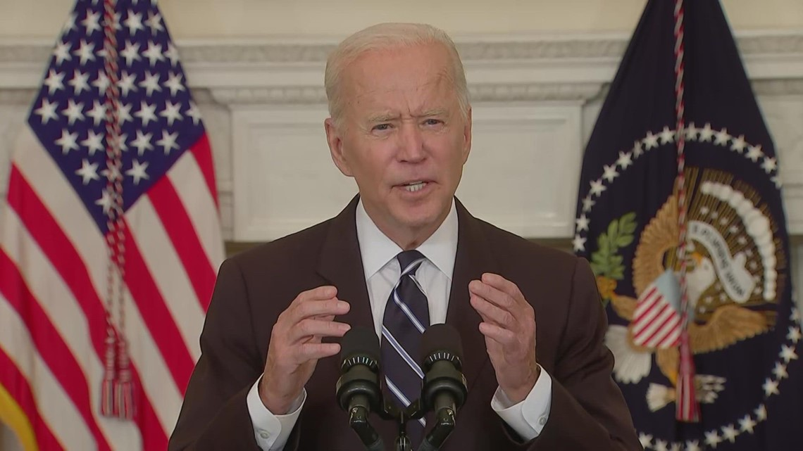 Biden announces plan to increase COVID-19 vaccination requirements