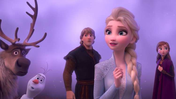 'Frozen 2' ices out box office competition again, 'Playmobil' struggles hard