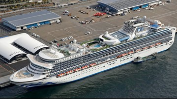 Japan finds 41 more coronavirus cases on cruise ship as death toll rises in China