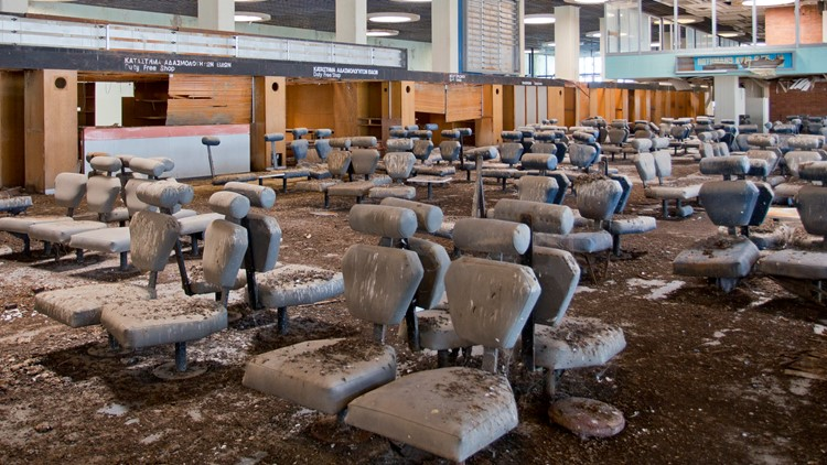 Cyprus Airport Getty