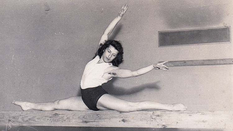 Agnes Keleti Hungary Oldest Olympic Champion