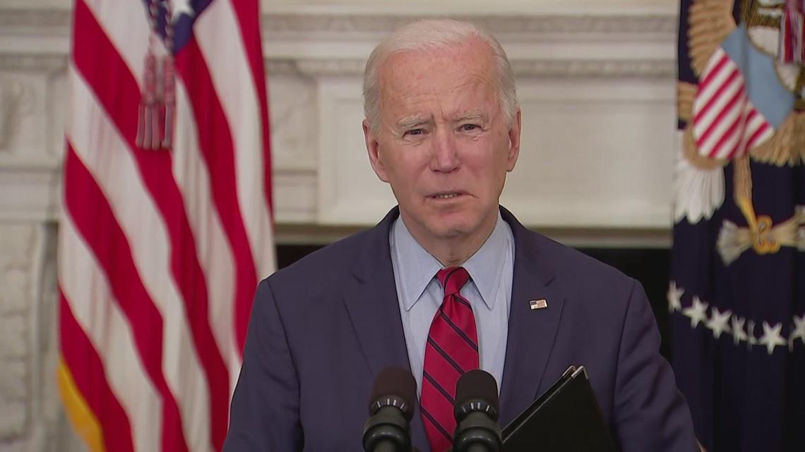 Biden calls for more gun control in wake of Boulder mass shooting