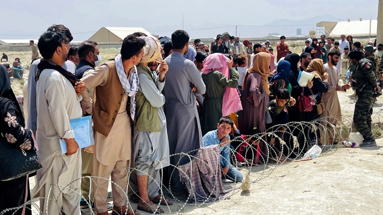 How you can help Afghan refugees