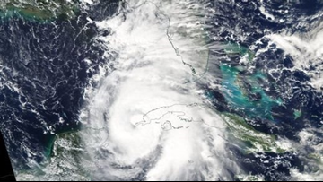 What do different hurricane categories mean?