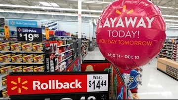 Anonymous man pays off every layaway item at a Vermont Walmart