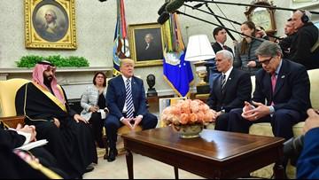 Trump says US will stand by Saudis despite Khashoggi murder