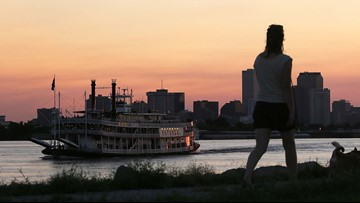 New riverboat to ride Mississippi in New Orleans