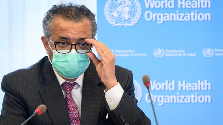 Head of UN health agency seeks vaccine booster moratorium