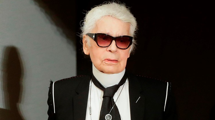 Fashion icon Karl Lagerfeld dead at 85, Chanel says