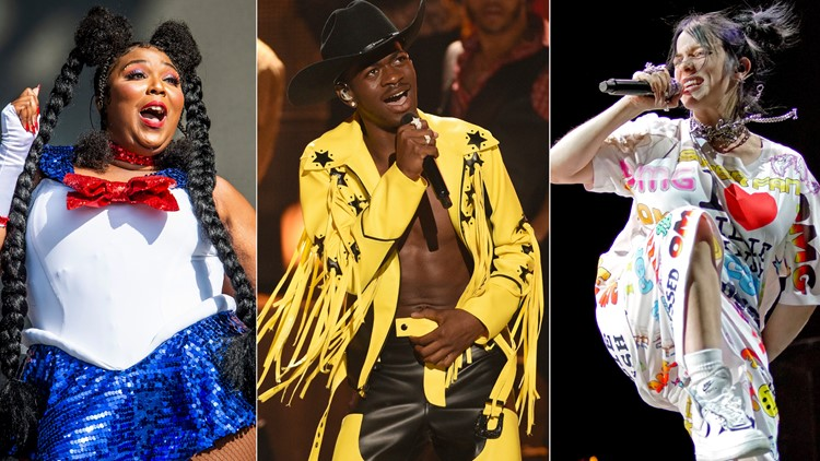 62nd Grammys honor artists on music's biggest night
