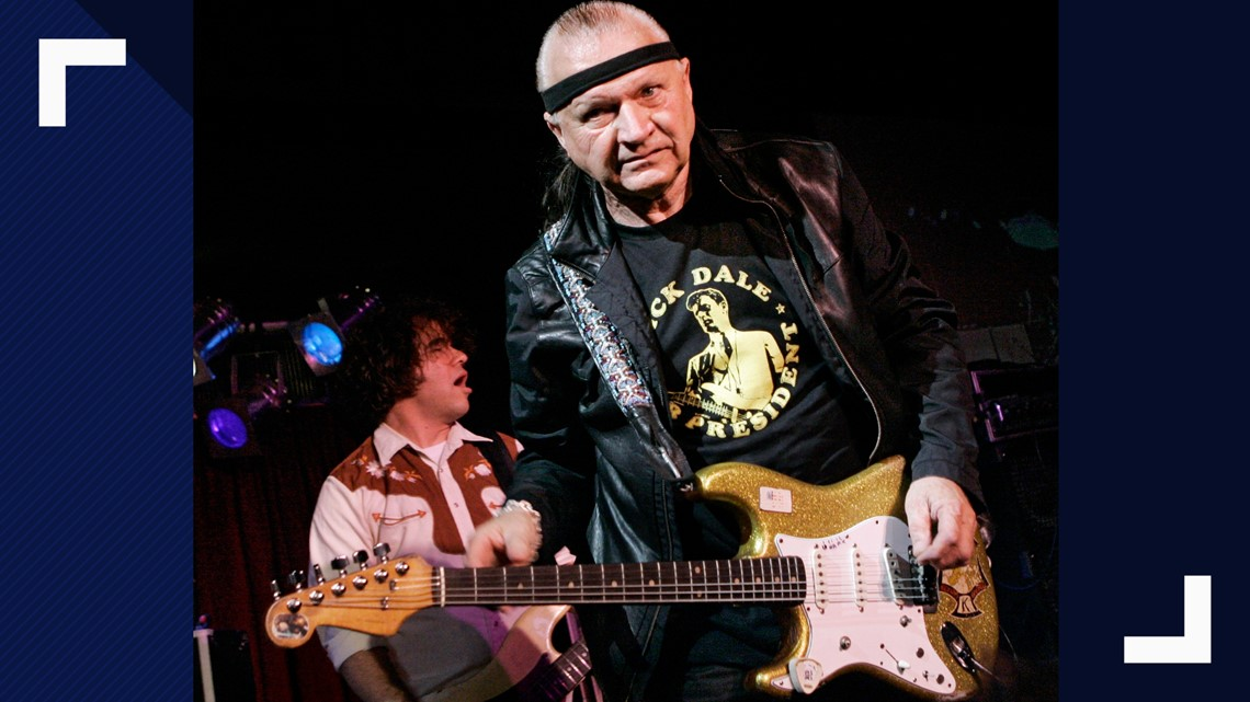 Dick Dale, 'King of the Surf Guitar, dead at 81