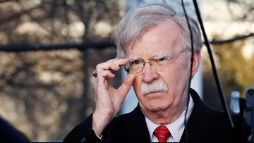Report: John Bolton told aide to alert White House lawyers about Ukraine effort