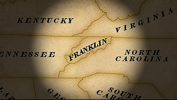 Forget DC and Puerto Rico, Franklin independently became a state... and then its own government