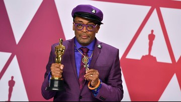 Trump goes after Spike Lee after Oscars speech