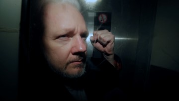 WikiLeaks founder facing new charges in the US