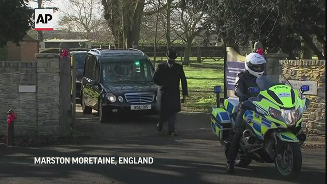 British COVID-19 fundraising hero Tom Moore honored at funeral