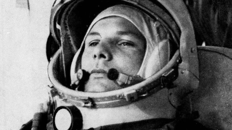 First human in space: Soviet cosmonaut Yuri Gagarin 60 years ago