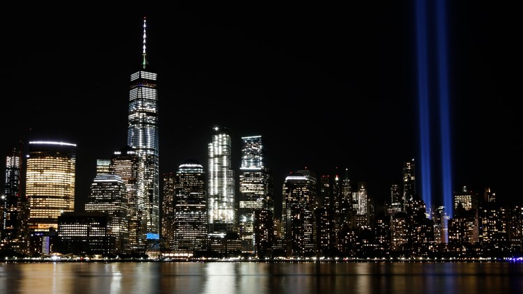 Two victims who died on 9/11 identified nearly 20 years later