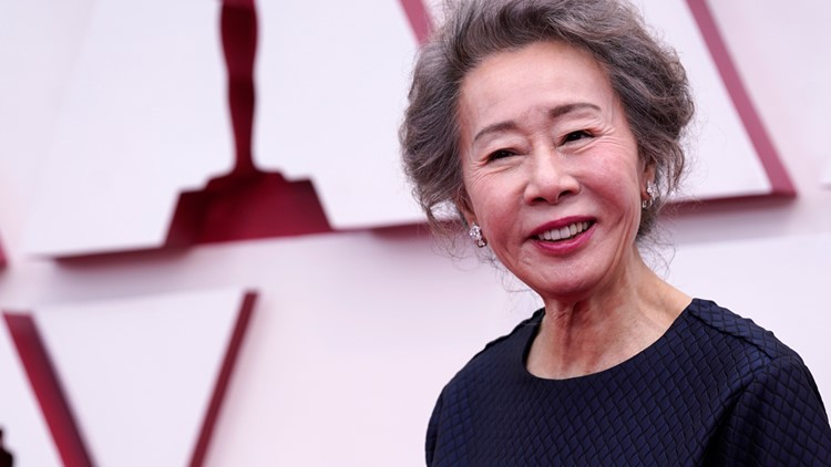 Youn Yuh-jung wins best supporting actress Academy Award