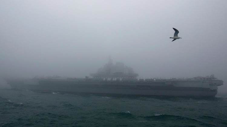 China says US increasing military activity directed at it
