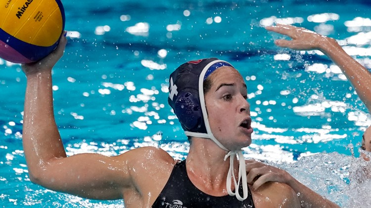 Tokyo Preview, Aug. 7: US women going for gold in basketball, water polo