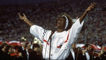 We'll never forget these 5 Super Bowl national anthems