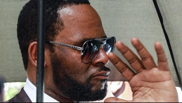 Judge combines R. Kelly hearings in separate federal cases