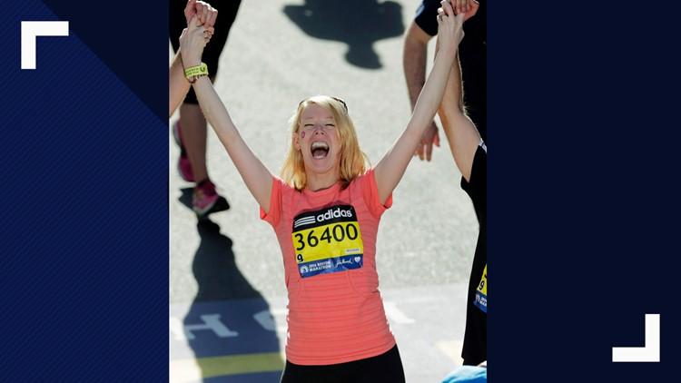 Boston Marathon Survivor