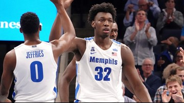 Memphis' James Wiseman gets restraining order to play in Tigers' win as he fights NCAA eligibility ruling