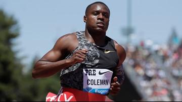 US sprint star Christian Coleman could face ban over missed drug tests