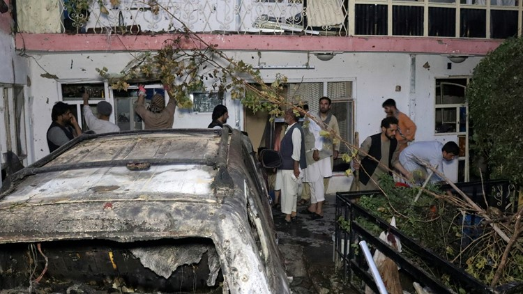 US vows to pay relatives of Afghans killed in drone strike