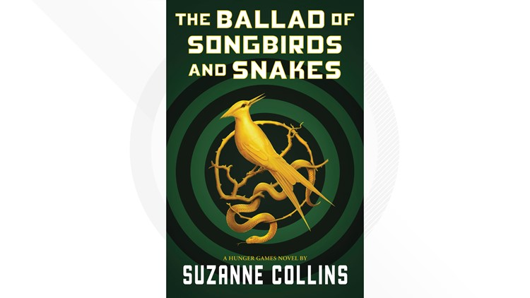 'The Hunger Games' prequel is all about President Snow's origin