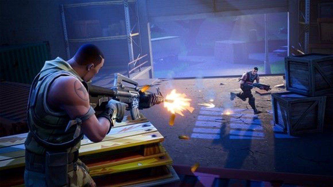 PlayStation players can now play Fortnite with friends on ...