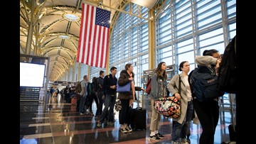 This Thanksgiving could be the busiest ever for air travel