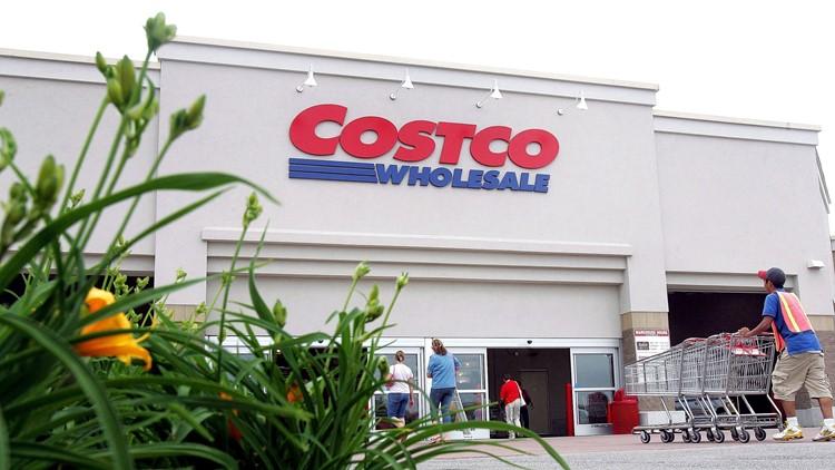 Costco Storefront