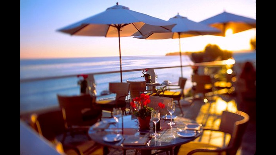 OpenTable rates the 100 most scenic restaurants in the USA