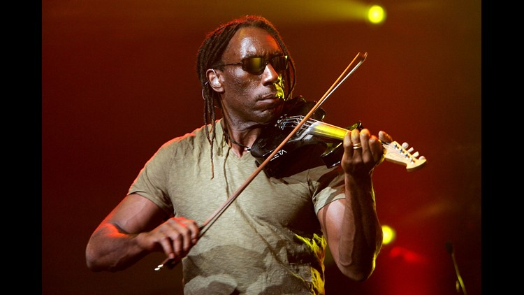Tinsley, the band'sviolinist, was accused of sexual misconduct by James Frost-Winn, a Seattle-based trumpet player who worked for Tinsley as a member of the band Crystal Garden, according to a Thursday report from 'Consequence of Sound.'