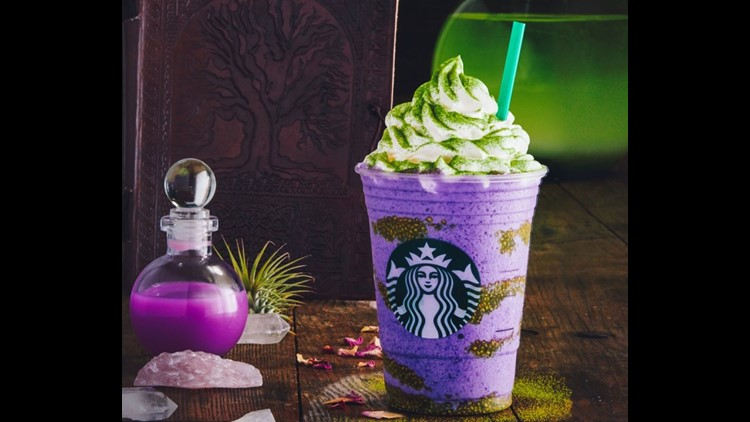 Starbucks Witch's Brew