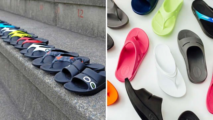 best-gifts-for-runners-2018-oofos-flipflops.png