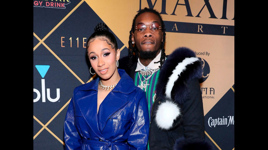 Offset Gets Daughter Kulture Kiari S Name Tattooed On His: Congrats! Cardi B And Offset Welcome Daughter Kulture