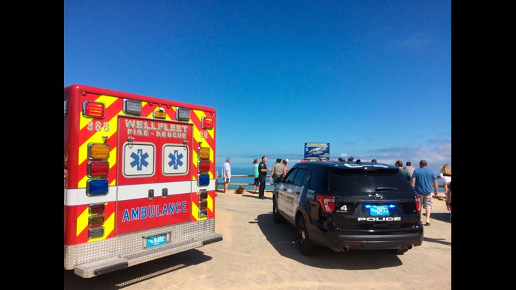 Revere man dies after shark attack off Cape Cod