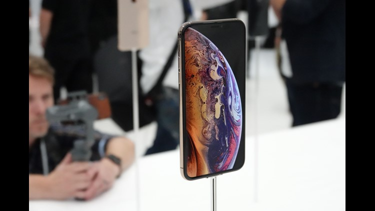 IPhone Xr had problems with the display