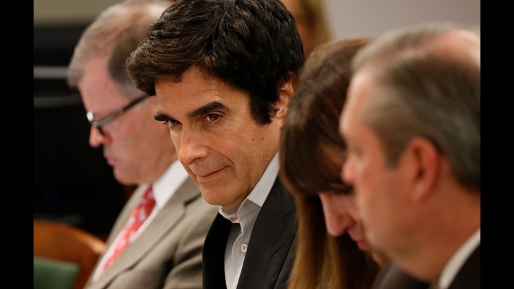 Lawsuit leads to revelations about david copperfields act wwltv ap david copperfield lawsuit a ent usa nv m4hsunfo