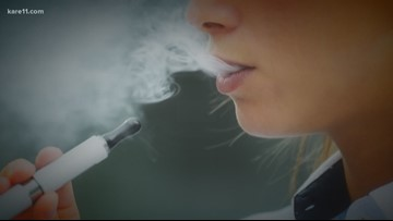 Minnesota hospital confirms 4 severe lung injury cases linked to vaping